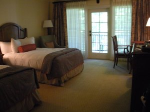 Guest Room 207 at The Lodge at Woodloch