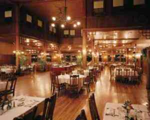 The Main Dining Room at Mohonk Mountain House